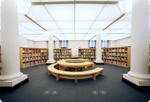 NAVER まとめいま最も芸能人と会える場所は「国会図書館」だった!